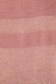 Patrizia Pepe | Sjaal Rose | roze  | Afbeelding 4