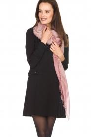 Patrizia Pepe | Sjaal Rose | roze  | Afbeelding 2