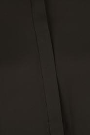 Dante 6 | Blouse Tomboy | zwart  | Afbeelding 6