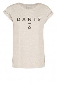 Dante 6 | T-shirt logo | grijs  | Afbeelding 1