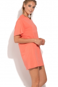 ELISABETTA FRANCHI   Sport T-shirt jurk Bree   oranje    Afbeelding 4
