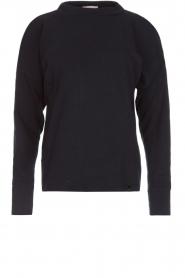 Varley | Sweater Keystone | zwart  | Afbeelding 1