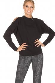 Varley | Sweater Keystone | zwart  | Afbeelding 2