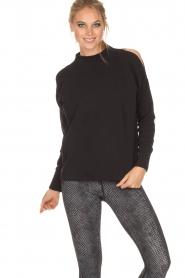 Varley | Sweater Keystone | zwart  | Afbeelding 6