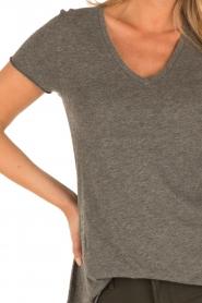 American Vintage | T-shirt Jacksonville | grijs  | Afbeelding 6