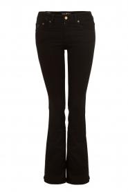 Lois Jeans | Flared jeans Melrose lengtemaat 34 | zwart  | Afbeelding 1