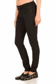 Articles of Society | Skinny jeans Mya | zwart  | Afbeelding 4