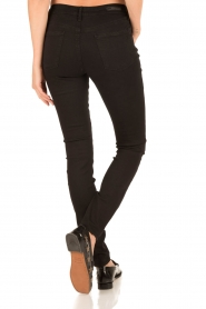 Articles of Society | Skinny jeans Mya | zwart  | Afbeelding 5