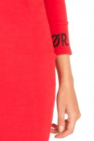 Amatør | Sweaterjurk Bash | rood  | Afbeelding 6
