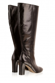 Noe |  Leather boots Nives | black   | Picture 4