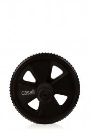 Casall | Buikspier trainingswiel | zwart  | Afbeelding 3
