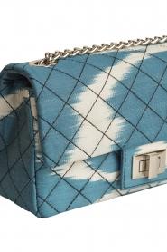 Rough Studios | Mini Bandita tas | blauw  | Afbeelding 6