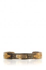 Satellite Paris | 14k vergulden armband Adara | goud