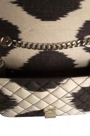 Rough Studios | Mini Bandita tas | zwart/wit  | Afbeelding 5