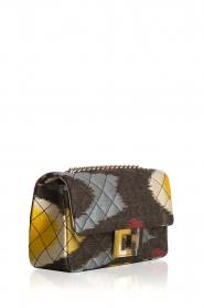 Rough Studios | Mini Bandita tas | geel/zwart  | Afbeelding 3