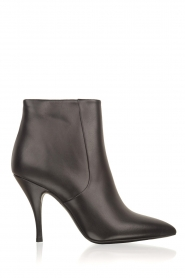 Morobé |  Leather ankle boots Lio | black  | Picture 1