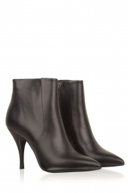 Morobé |  Leather ankle boots Lio | black  | Picture 4