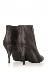 Morobé |  Leather ankle boots Lio | black  | Picture 5