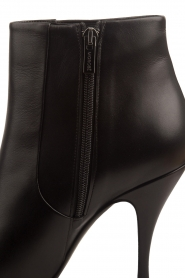Morobé |  Leather ankle boots Lio | black  | Picture 7
