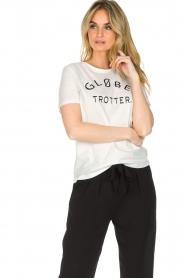 Amatør | T-shirt Soto | wit  | Afbeelding 2