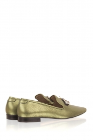Toral |  Metallic loafer Cadmio | Green  | Picture 5