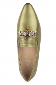 Toral |  Metallic loafer Cadmio | Green  | Picture 6