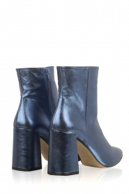 Toral |  Metallic ankle boots Lolita | Blue  | Picture 4