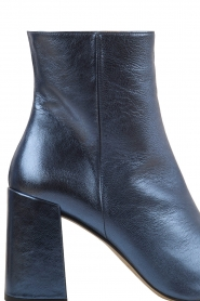 Toral |  Metallic ankle boots Lolita | Blue  | Picture 5