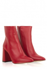 Toral |  Ankle boots Lolita | Red  | Picture 3