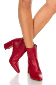 Toral |  Ankle boots Lolita | Red  | Picture 2