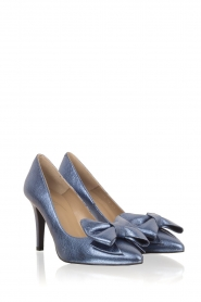 Toral |  Metallic pump Lela | Blue   | Picture 3