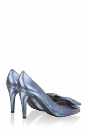 Toral |  Metallic pump Lela | Blue   | Picture 4