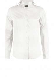 Souad Feriani |  Blouse Basic | white  | Picture 1