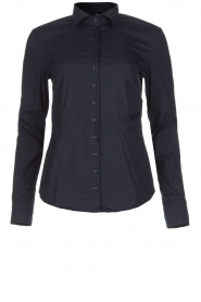 Souad Feriani |  Blouse Basic | blue  | Picture 1