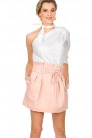 IRO |  Skirt Lamila | pink  | Picture 2