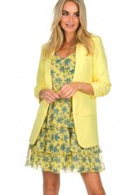 Aaiko    Blazer Pins   yellow    Picture 4