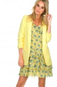 Aaiko    Blazer Pins   yellow    Picture 2