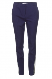 Aaiko | Pantalon Sare | blauw  | Afbeelding 1