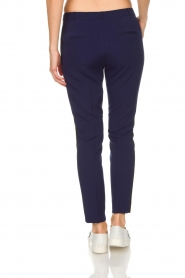 Aaiko | Pantalon Sare | blauw  | Afbeelding 4
