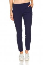 Aaiko | Pantalon Sare | blauw  | Afbeelding 2