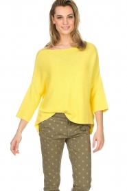Aaiko |  Sweater Chenna | yellow  | Picture 2