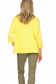 Aaiko |  Sweater Chenna | yellow  | Picture 3