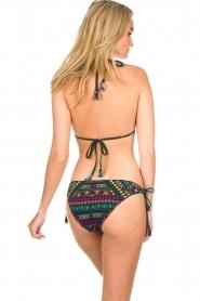 Melt |  Triangle bikini Melani | black  | Picture 4