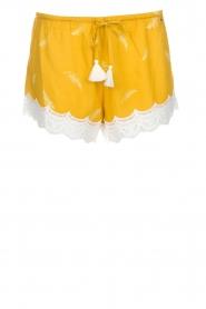 Melt | Shorts Alisa | geel  | Afbeelding 1