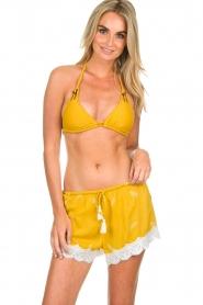 Melt | Shorts Alisa | geel  | Afbeelding 2