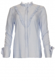 Dante 6 |  Blouse Odell | blue  | Picture 1
