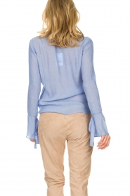 Dante 6 |  Blouse Odell | blue  | Picture 7