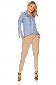 Dante 6 |  Blouse Odell | blue  | Picture 3