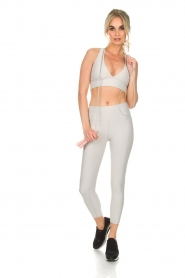 Varley |  Sports bra Brooks Crop | off-white  | Picture 3