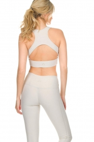Varley |  Sports bra Brooks Crop | off-white  | Picture 7